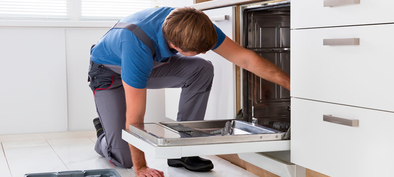 Reparação de máquinas de lavar loiça em Olivais das principais marcas