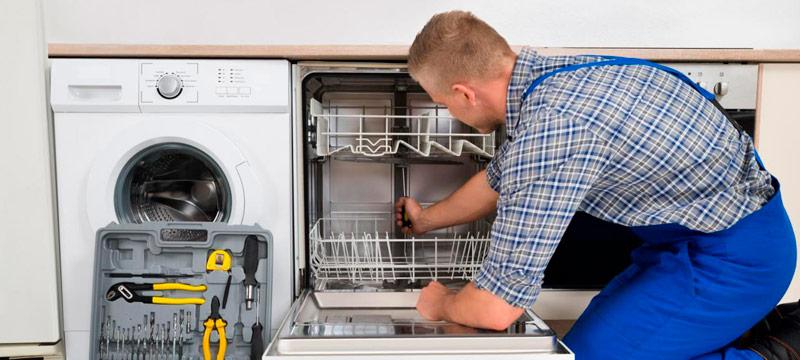 Técnicos especializados em reparar avarias em máquinas de lavar loiça em Olivais