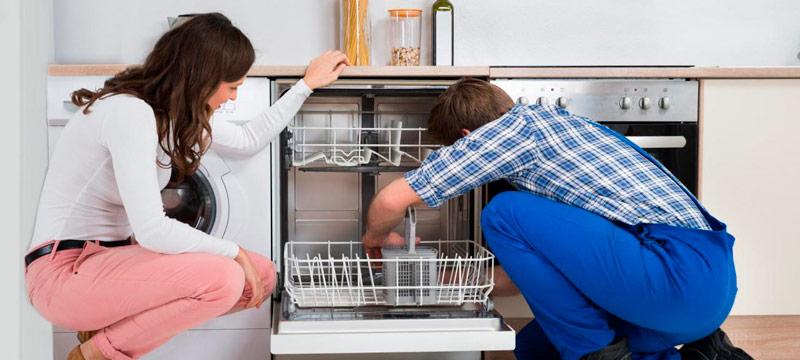 Assistência oficial à reparação de máquinas de lavar loiça em Olivais