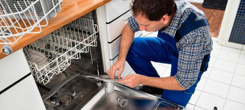 Reparação de máquinas de lavar loiça de todas as marcas em Olivais